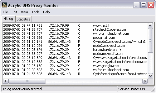 ADPMonitor1 screen capture